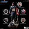 Iron Studios Avengers Endgame Captain America 1/4 Statues