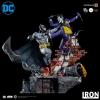 Iron Studios: Batman vs Joker Battle by Ivan Reis