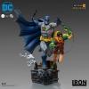 Iron Studios: Batman & Robin by Ivan Reis