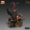 Iron Studios: X-Men vs Sentinel # 2 1/10 Diorama