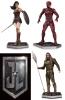 JLA Movie Statues: Wonder Woman, Flash, Aquaman