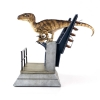 Jurassic Park: Breakout Raptor Statue