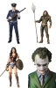 Justice League Movie MAF EX Action Figures