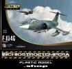 KINETIC: F-104G German 1/48 Model Kit