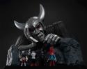 Kamen Rider Light-Up Diorama King Dark & Monsters