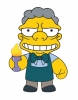 Kidrobot: Simpsons Vinyl Figure Flaming Moe