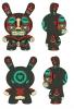 "Kidrobot - Kuba 5"" Dunny by Mike Fudge"