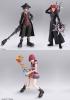 Kingdom Hearts III Axel, Kairi, Sora