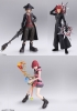 Kingdom Hearts III Axel, Kairi, Sora