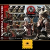 Kratos and Atreus The Valkyrie Armor Set