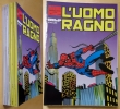 L'UOMO RAGNO MARVEL GRAPHIC NOVEL STRIP