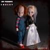 Living Dead Dolls: Chucky and Tiffany