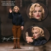 """Marilyn Monroe 12"""" Figure - Military Outfit"""