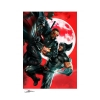 Marvel Art Print Wolverine vs Blade