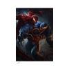 Marvel Art Print Venom vs Carnage