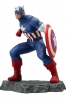Marvel Comics Civil War Statue 1/8 Captain America