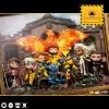 Marvel Comics Mini Co. X-Men PVC Figures