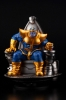 Marvel Fine Art Statue - Thanos on Space Throne