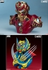 Marvel: Iron Man & Wolverine Busts