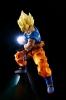 Megahouse - Dragonball Z PVC Statue Super Saiyan Son Goku