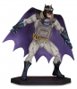 Metal Statue Batman with Darkseid Baby