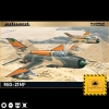 MiG-21MF Weekend edition 1:48 Model Kit