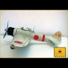 Mitsubishi A6M2b Zero Typ 21 1:24 Kit