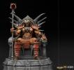 Mortal Kombat Deluxe BDS Art Scale - Shao Khan