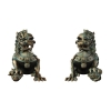 Myth & Legends - XXRAY PLUS Figure 2-Pack Foo Dogs