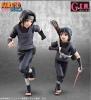 Naruto Shippuden - Uchiha Itachi & Sasuke Figures