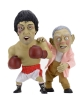 Neca - Rocky Maquette 2-Pack Rocky & Mickey Puppet