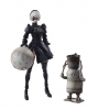 NieR Automata Bring Arts 2B & Machine Lifeform