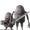 NieR Automata Bring Arts - Machine Lifeforms