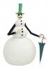Nightmare before Christmas - Doll Snowman Jack