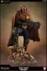 PCS: 2000 AD Statue 1/3 Judge Dredd Cursed Earth Ex.