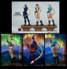 PCS: Street Fighter: Cammy 1/3 Scale Statues