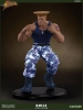 PCS - Street Fighter 1/4 Guile Player 2 Exclusive