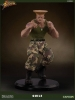 PCS - Street Fighter 1/4 Guile Retail Version