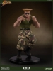 PCS - Street Fighter 1/4 Guile PCS Exclusive