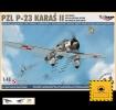 PZL P-23 KARAS II - 1939 Version