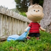 Peanuts Supersize Figure Linus with Blanket
