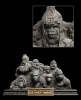 Planet of the Apes Statue Apes Through the Ages