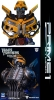Prime 1 Transformers 3 Dark of the Moon Bust Bumblebee