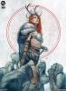 Red Sonja: Queen of Hyrkania art print