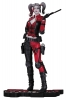 Red, White & Black Statue Harley Quinn Injustice 2