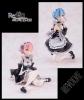 Revolve: Re:ZERO PVC Statues 1/8 Ram & Rem