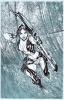 Robyn Hood Legend #2 Original cover Art