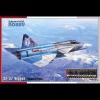 SF-37 Viggen Recce 1:72 Model Kit