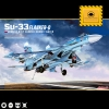 SU-33 FLANKER D Russian Navy Carrier Borne Fighter