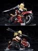 Shinwa Taisen Gilgamesh Knight 1/8 Deena Challenger & Draig